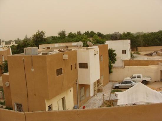 Νουακτσότ, Μαυριτανία: Primera semana á Nouakchott