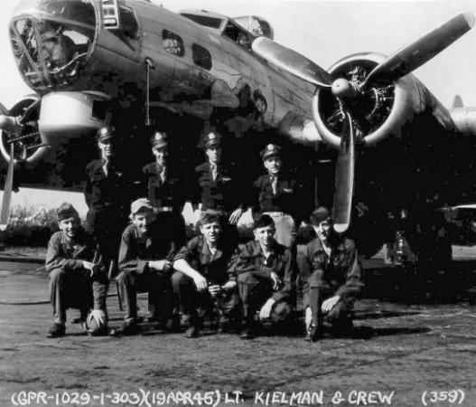 Coco Beach: William Robert Monasky Army Air Corp WWII