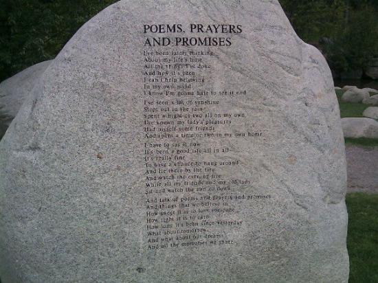 The John Denver Sanctuary Bild