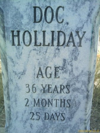 ‪Doc Holliday's Grave‬