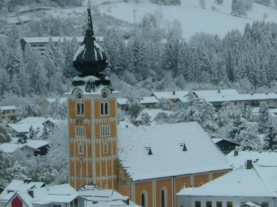 Schladming, Österreich: Be warned this year's Christmas card