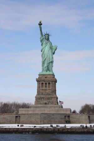 Staten Island, نيويورك: La Lady Liberty