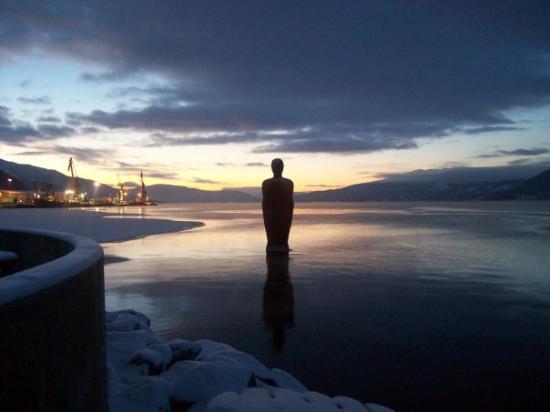 Mo i Rana, Norvegia Havmanen