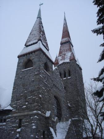 Tampereen Tuomiokirkko: Tampere Cathedral