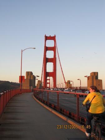 Golden Gate Bridge: San Francisco, Kalifornien, USA