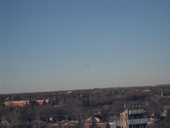 Planes - Picture Of Regina  Saskatchewan