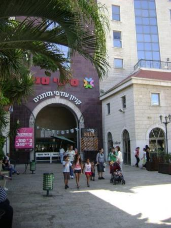 Haifa Görüntüsü