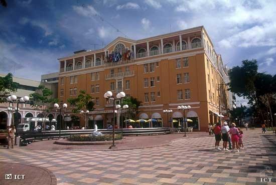San Jose, Costa Rica: Plaza de la Cultura, CR