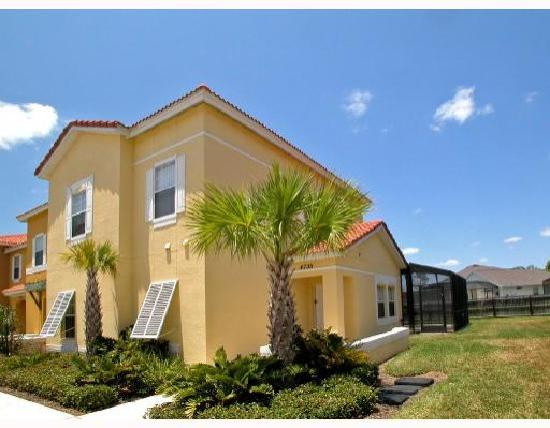 4 Bedroom Townhomes | 4 Bedroom Townhome With Your Own Private Pool Picture Of