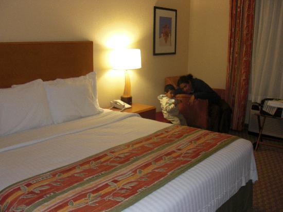 Quality Inn Placentia - Anaheim: listo para dormir, descanzar