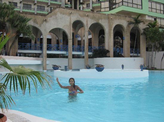 Melia Las Americas: piscina