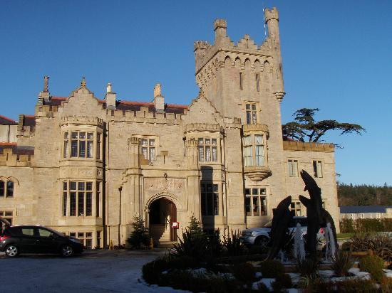 Lough Eske Castle, a Solis Hotel & Spa: Castle