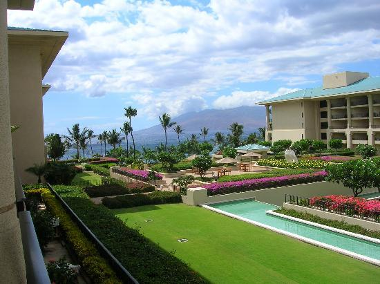 Four Seasons Resort Maui at Wailea: Ocean View Room