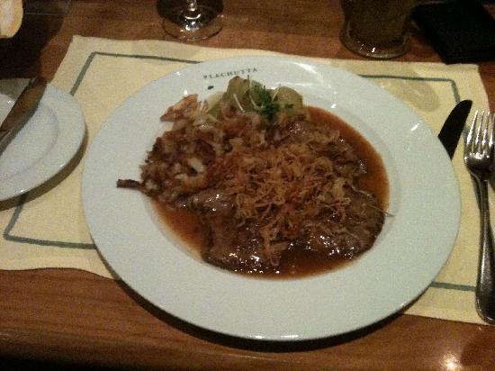 beef steak - picture of plachutta wollzeile, vienna - tripadvisor - Plachutta Die Gute Küche