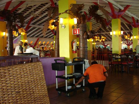Royal Decameron Salinitas: Buffet principal