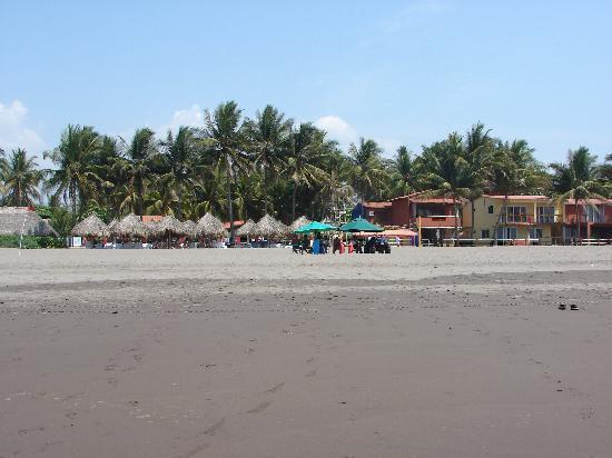 Royal Decameron Salinitas: Plage Costa Azul