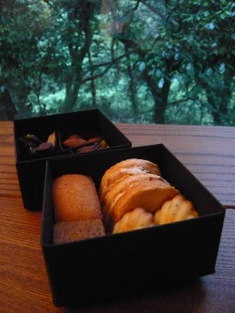 Arcana Izu: baked goods