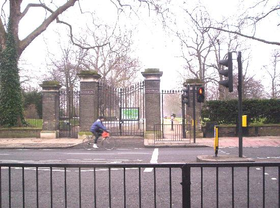Lancaster Gate Hotel Hyde Park London