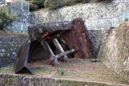 Urakami Cathedral: 原爆の爪痕