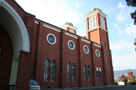 Urakami Cathedral: 浦上天主堂