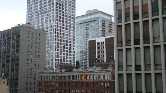 Residence Inn Chicago Downtown/Magnificent Mile: room view one