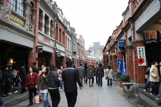 Banqiao, New Taipei: 三峡老街 Sanhsia Old Street