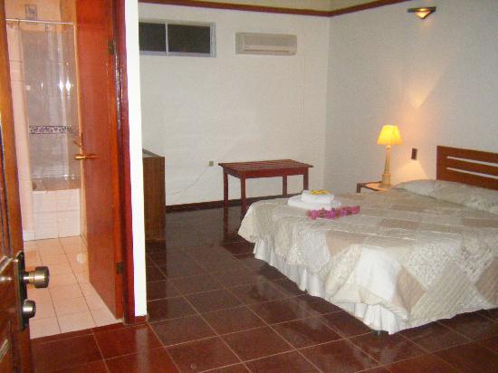 O'tai Hotel: 部屋