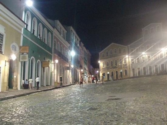 Barrio do Pelourinho... Musica, cultura...
