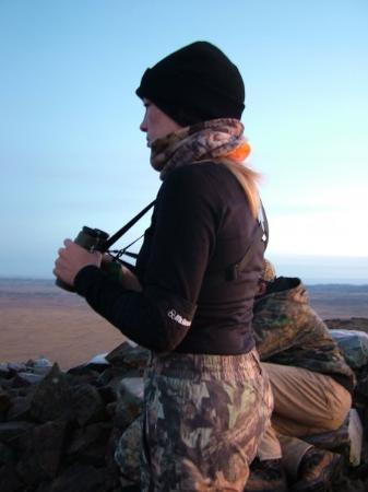 Ulaanbaatar, Mongolia: Freezing my patooootie off on top of the world!