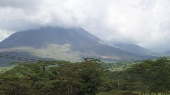 Tamarindo, Costa Rica: Arenal Volcano