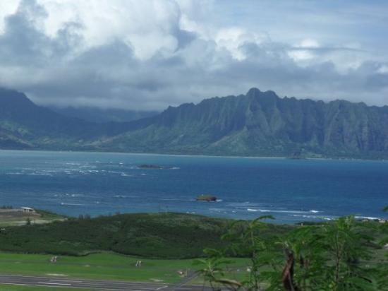 Kaneohe HI United States Koolau Mountains Picture Of Kaneohe - United states mountains