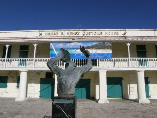 Fredrichstadt St. Croix - Picture of Frederiksted, St ...