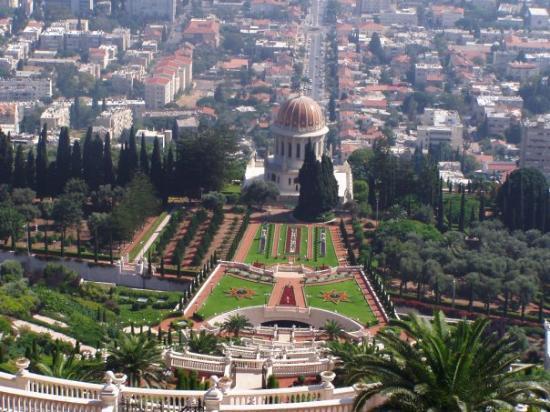 Hajfa, Izrael: Haifa Bahai and Beyond