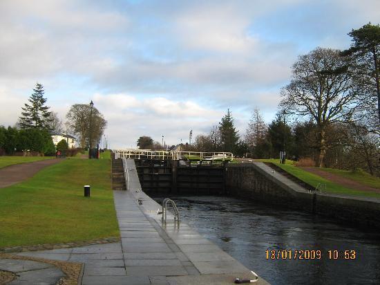 Highland Hotel: Caledonian Canal