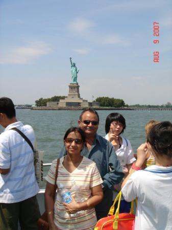 Bilde fra Hudson River