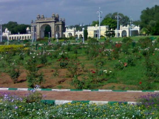 Mysore Palace, Karnatak, India