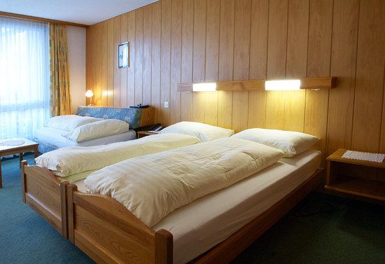 Hotel Alfa: Our room