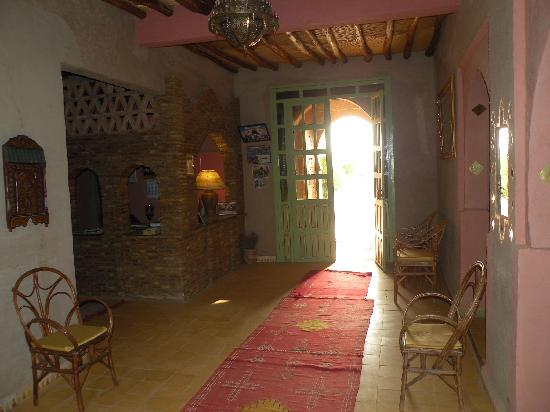 Kasbah Hotel Said: Hall