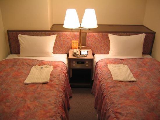 Hotel Sunroute Hachinohe