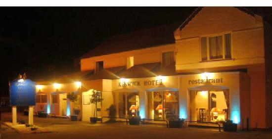 The Keswick Hotel Front