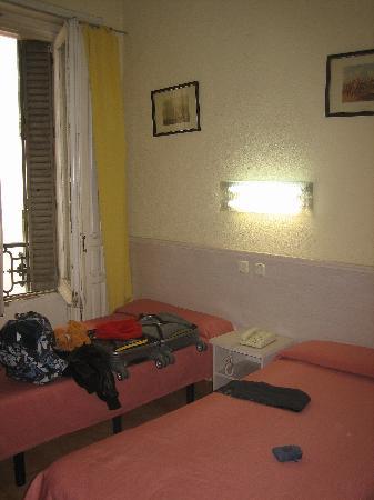 Galicia Hostel : camas