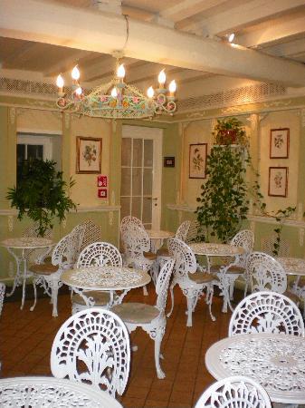 Casa Nicolo Priuli : salon déjeuner