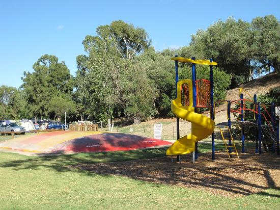 Discovery Parks - Barossa Valley: Playground