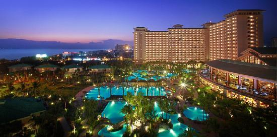 Howard Johnson Resort Sanya Bay: ホテル概観