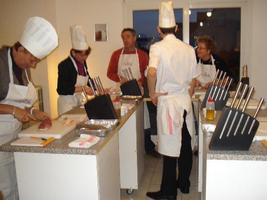 cours de cuisine photo de p chef academy vigor le grand tripadvisor