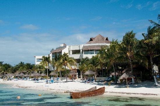 Hotel Isla Mujeres Palace