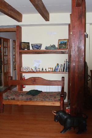 Landhaus San Sebastian: living room