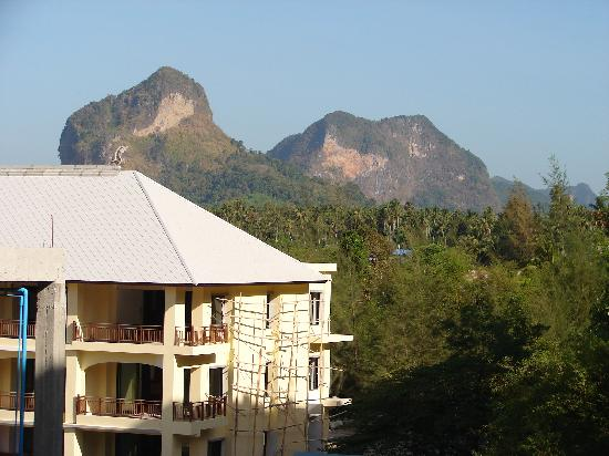 The Royal Nakara: The second building obscures what would have been a beautiful view.
