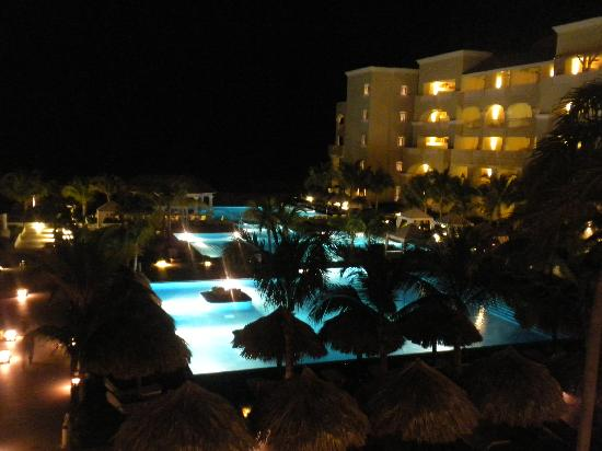 Iberostar Grand Hotel Rose Hall: The Grand at night