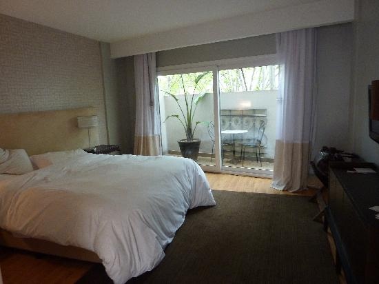 Nuss Buenos Aires: room